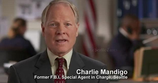 """We know first hand that decades of marijuana arrests have failed to reduce use,"" Charlie Mandigo says in the ad."