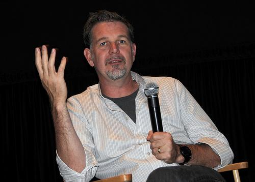 Netflix CEO Reed Hastings says he wants to keep his company independent