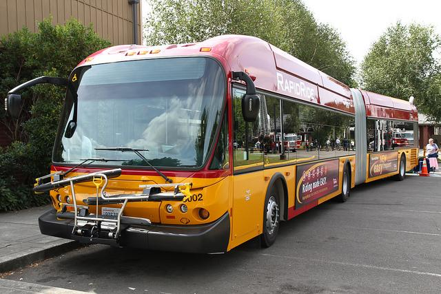 Metro is still tweaking its first urban RapidRide lines. The agency will add another line next year.