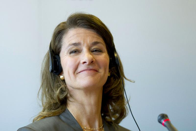Melinda Gates et al. at the Gates Foundation appear to be taking a harder line when backing the poor.