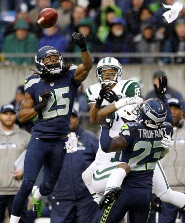 Who tipped off the media and why? That's the question Art Thiel is asking, after news that Seahawks cornerbacks Richard Sherman (#25 here) and Brandon Browner reportedly violated the NFL's banned substances policy. The news leaked before their appeal.