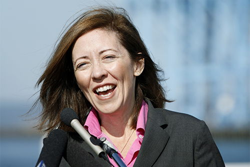 Sen. Maria Cantwell has clinched her third term.