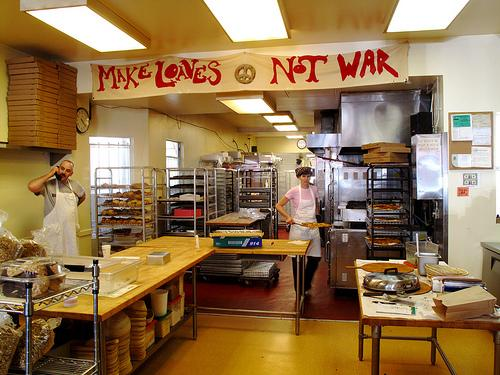 Workers own and run the Arizmendi bakery chain in the San Francisco Bay Area