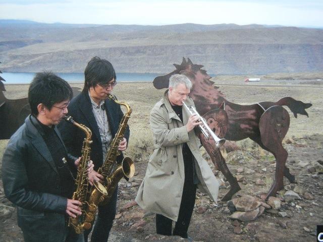 Atsushi Ikeda, Yasuhiro Kohama, Jay Thomas