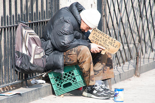 One Night Count keeps track of the number of homeless people in King County.