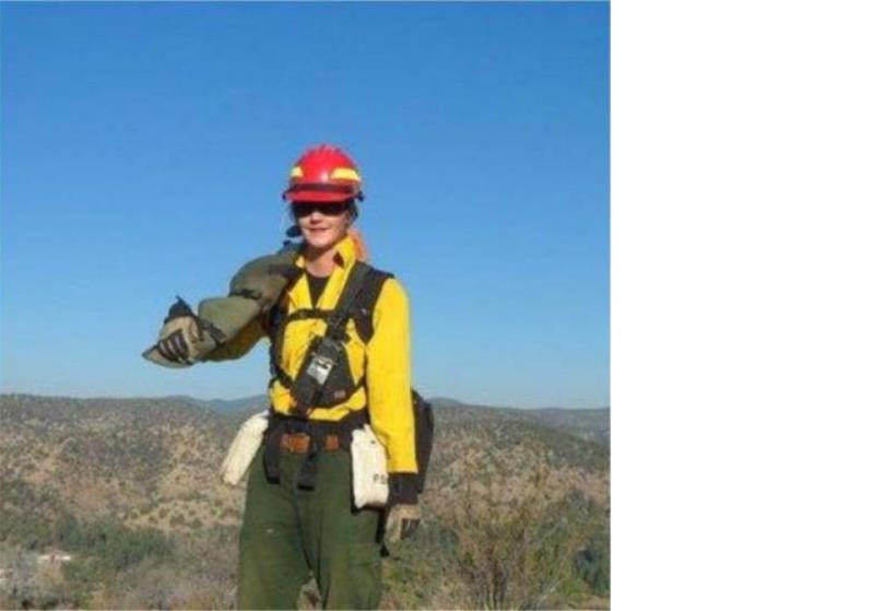 Anne Veseth, 20, was a Forest Service firefighter from Moscow, Idaho. She was killed at a fire in August 2012.