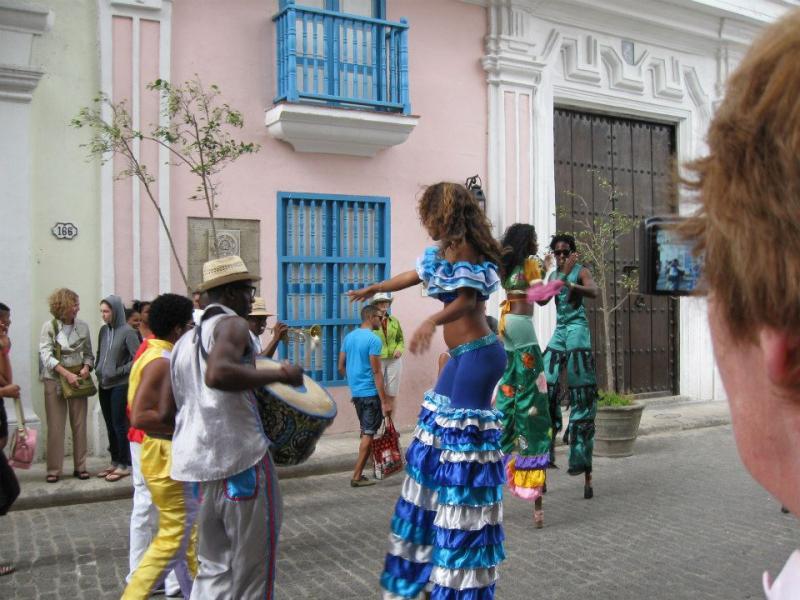 Street Parade, Havana