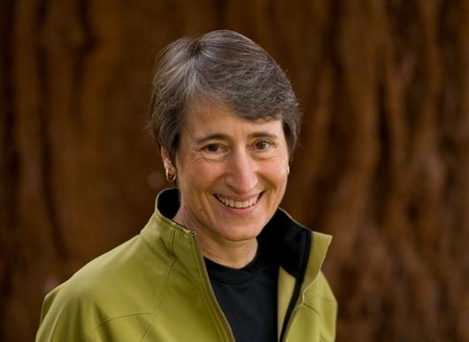 Sally Jewell came full circle when she became CEO of the compnay that sold her dad his frist tent.