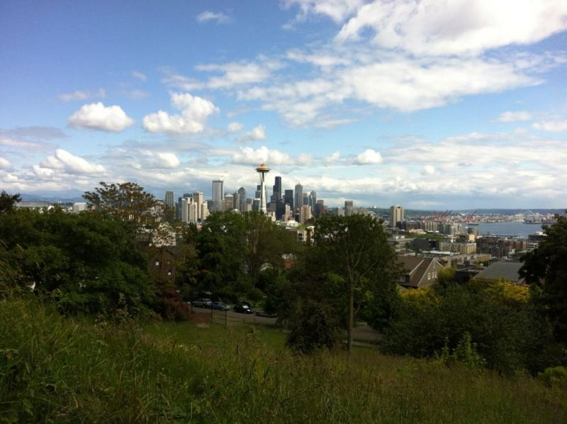 Seattle's integration and management of trees in its cityscape puts it in the top ten cities for urban forests