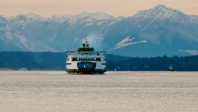 Washington ferries sial with the minimum required crew, leaving them no wiggle room to deal with staffing shortages.