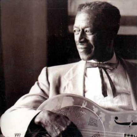 Legendary bluesman Son House
