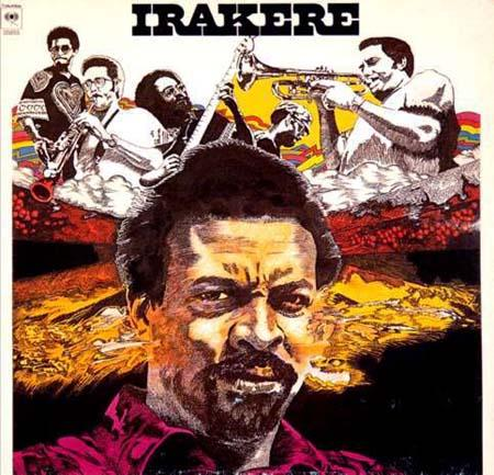 Irakere album cover