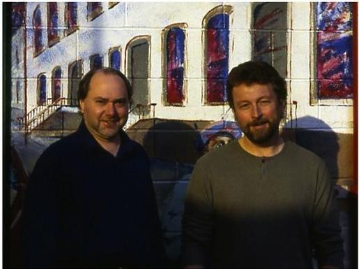 Dave Peterson & Chuck Deardorf