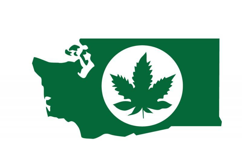 This is the official logo for state-licensed marijuana stores and products.