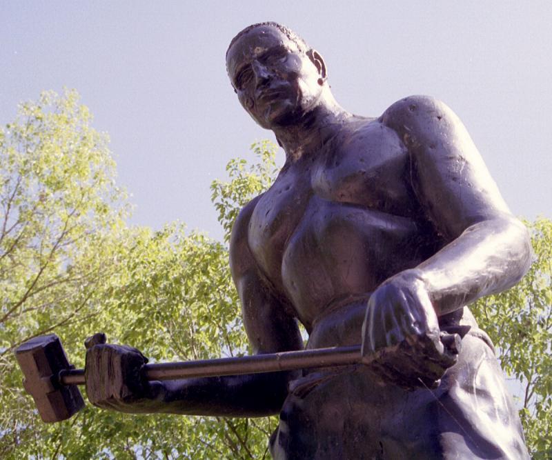 John Henry, Steel Driving Man