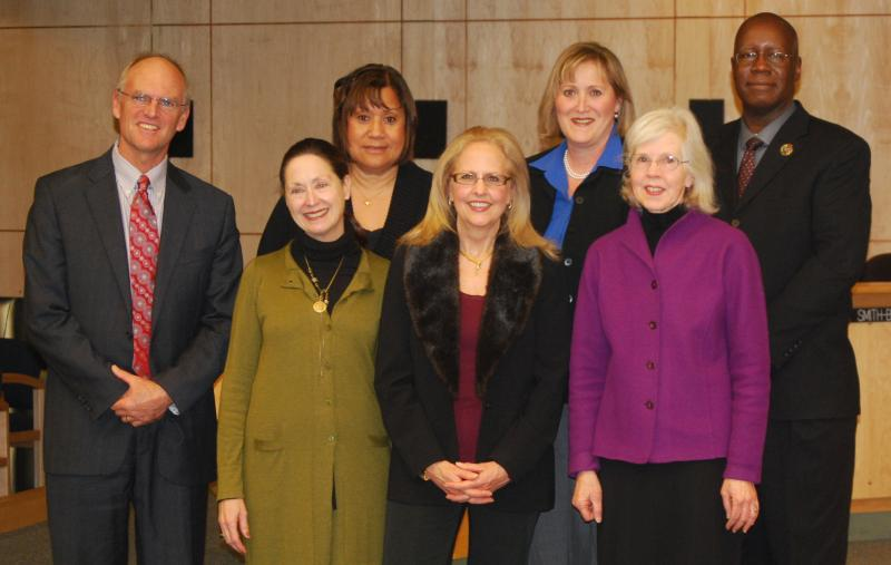 Awkward family photo: Seattle's school board is confronting internal divisions.