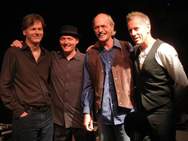 John Bishop, Thomas Marriott, Jeff Johnson, Joe Locke