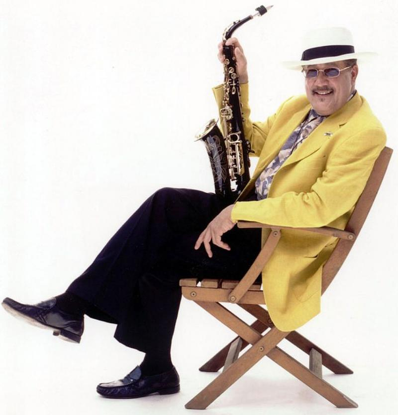 Paquito D' Rivera, NEA Jazz Master and National Medal of Arts honoree