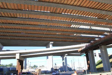 On June 29th, a defective wood support beam collapsed on the Nalley Valley Viaduct project.