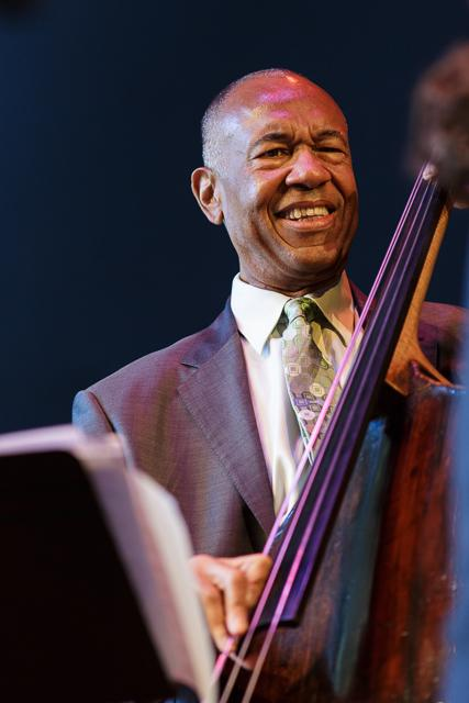 The Clayton Brothers + Stefon Harris in concert at Jazz Port Townsend