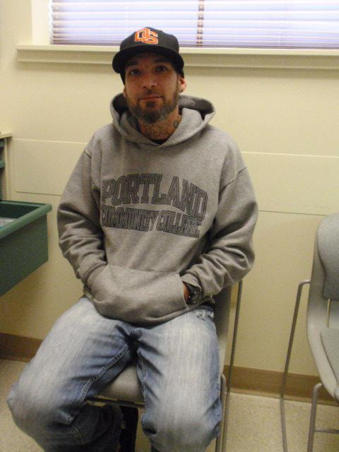 Recovering addict Kevin Lehl says he found it easier to find heroin in Portland, Ore. than coffee shops.