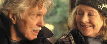 "Tom Skerritt and Shirley Knight start in the film ""Redwood Highway."""