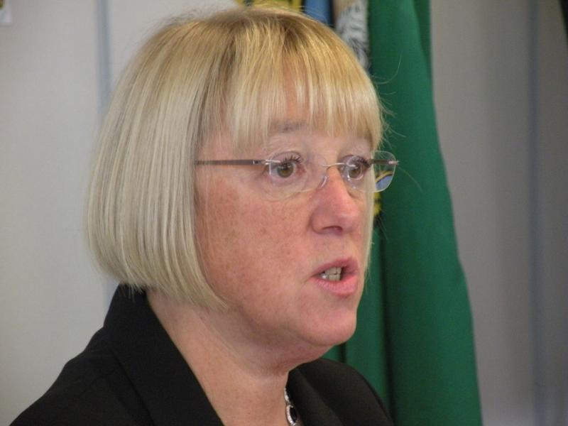 Senator Patty Murray says she's hopeful a deal can be reached, but she understands the low expectations.
