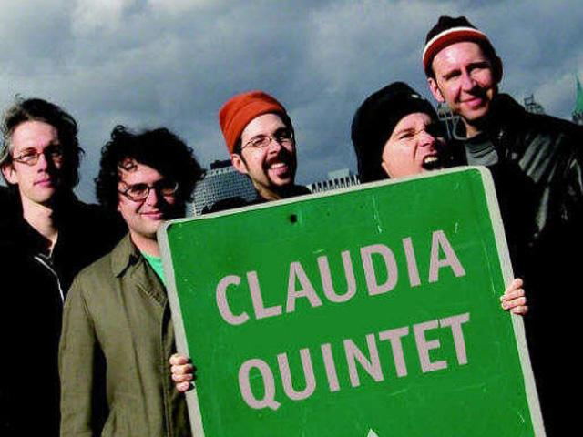 John Hollenbeck's Claudia Quintet, appears at Earshot Festival on October 6