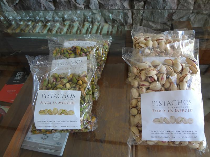 A Travel Club favorite, boutique winery Caelum also grows its own pistachios.