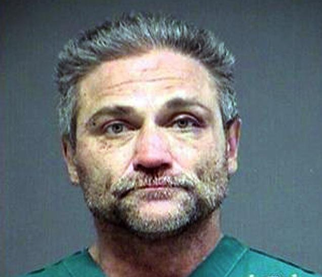 This booking photo provided by the Washington County Sheriff's Office shows David Thompson, founder of Dave's Killer Bread.