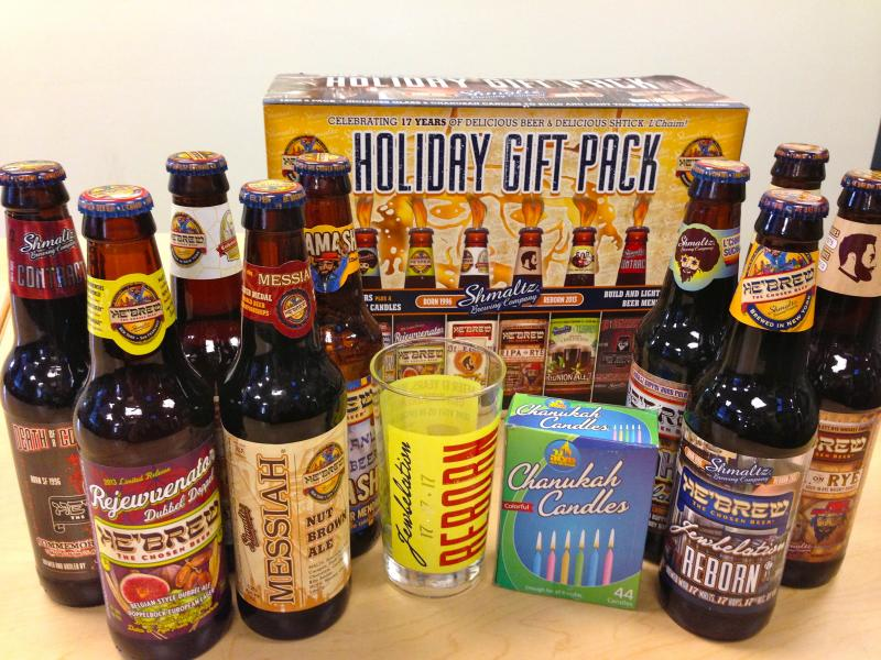 The Thanksgivikah Holiday Gift Pack