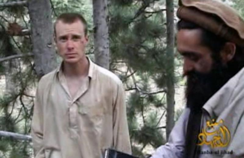 Sgt. Bowe Bergdahl of Hailey, Idaho, appears in a 2010 video from a Taliban-affiliated insurgent group, the Haqqani Network.