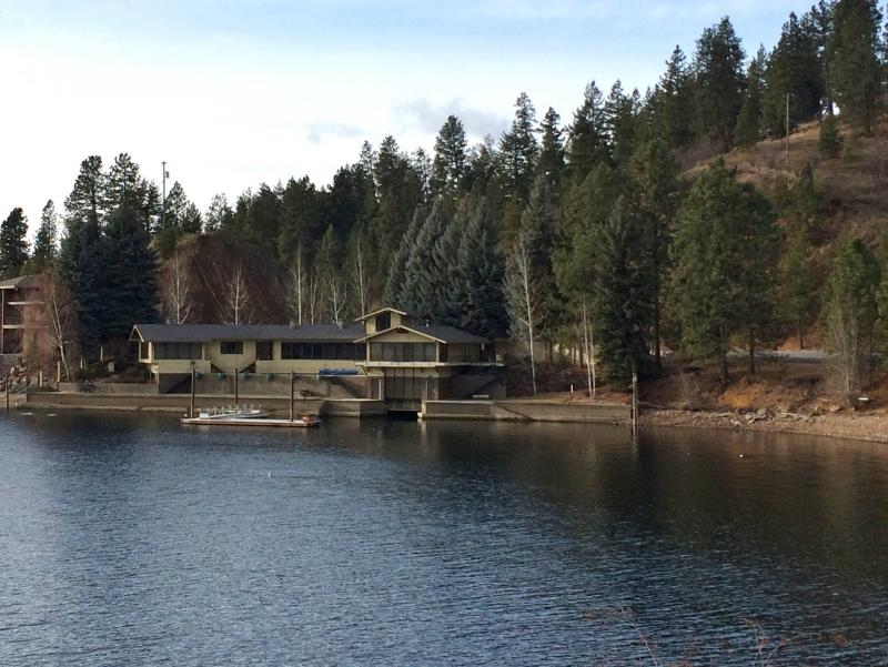 The proposed route would take three megaloads on Coeur d'Alene Lake Drive, known for its lakeside homes and popular recreations areas.