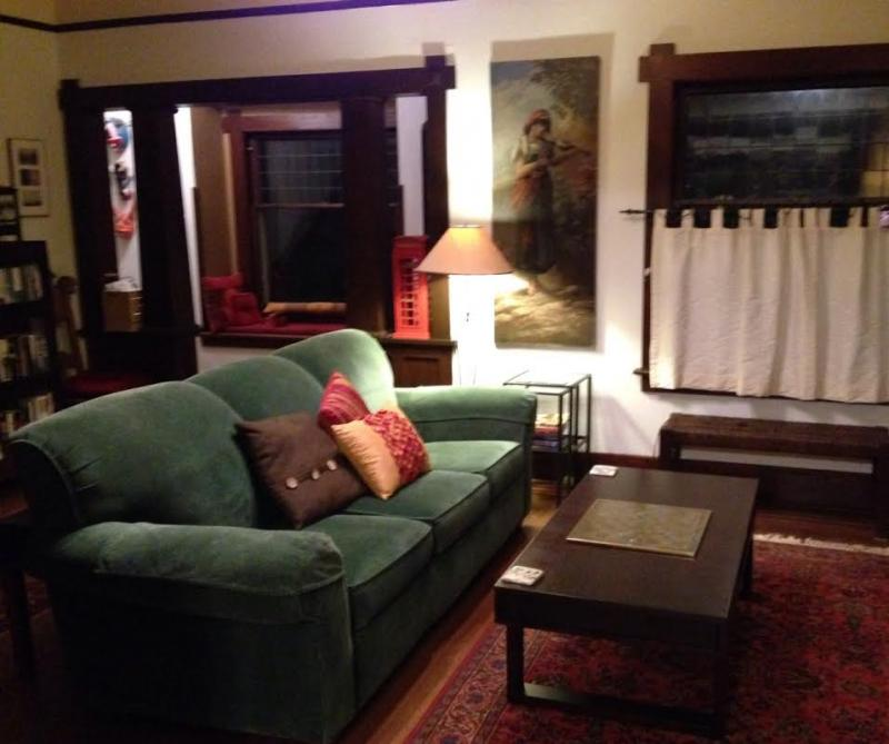 Furniture included in the house sale?