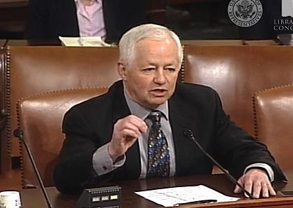 Washington Insurance Commissioner Mike Kreidler testifies before Congress on Wednesday, Dec. 4, 2013.
