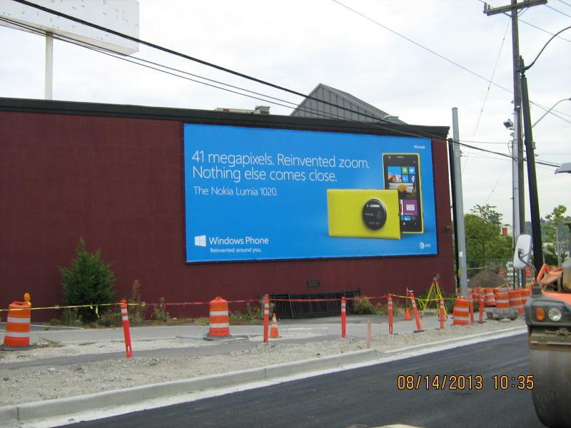 Seen at 701 Westlake Ave. N. in Seattle.