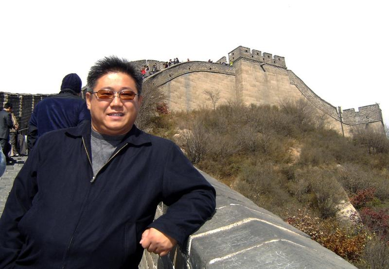 In this undated photo provided by the family of Kenneth Bae, Kenneth Bae, poses for a photo in China, where he used to live.