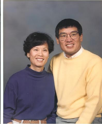 Collin and Linda Tong were married for four decades before Linda succombed to Alzheimer's three years ago.