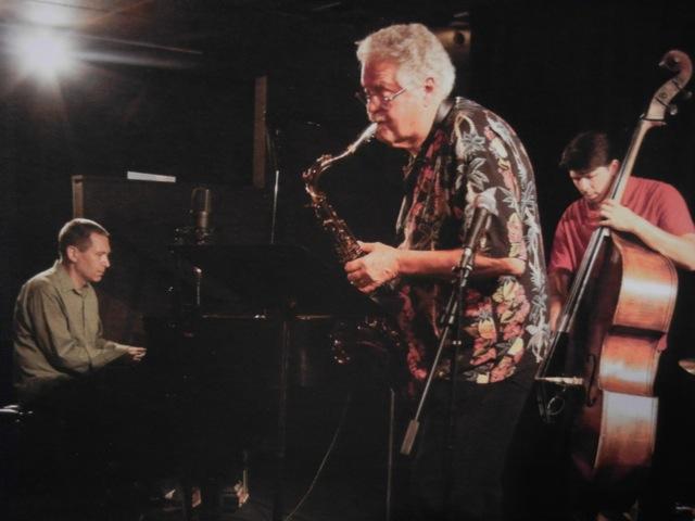 Danny Kolke, Pete Christlieb & Jon Hamar at Boxley's.