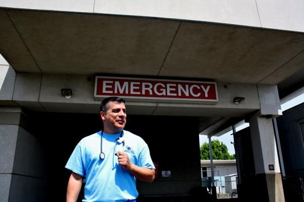 Dr. Fernando Dietsch is the chief medical officer and ER director at Quincy Valley Medical Center.