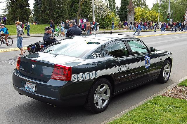 Seattle Police Department Knkx