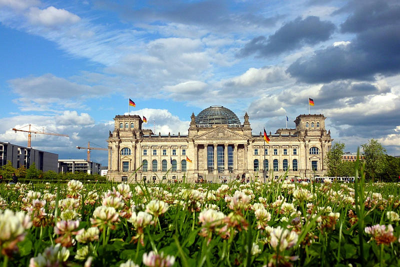 You'll need to arrange your visit in advance if you want to go inside the Reichstag.