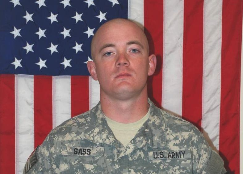 Private First Class Andrew Sass was killed in a training incident at Ft. Irwin, California.