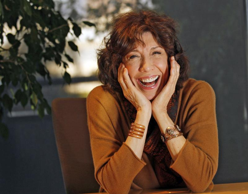 Lily Tomlin is touring her one-woman show and set to appear in a new Netflix series in 2015, with Jane Fonda.