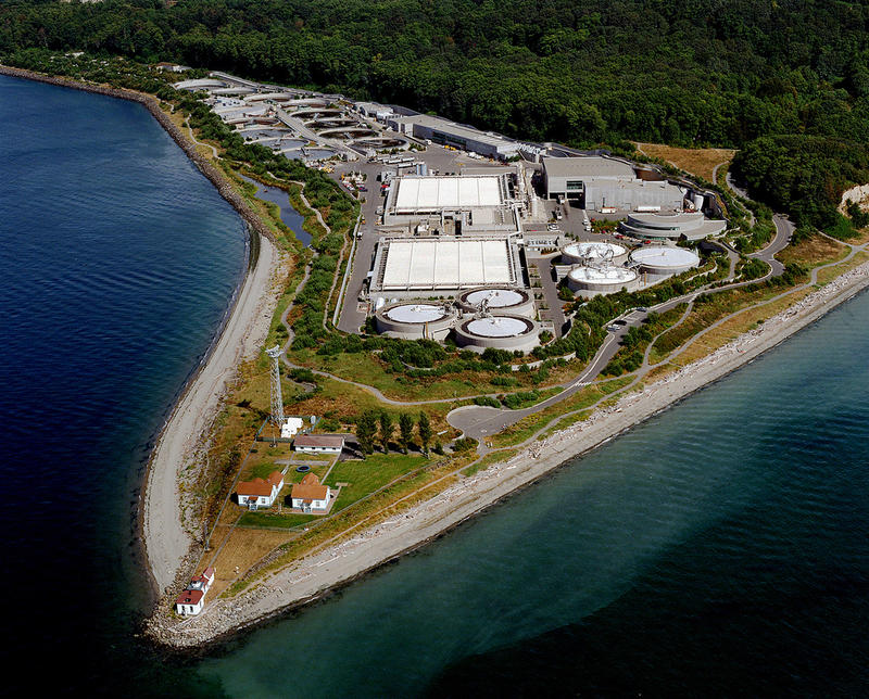The West Point Treatment Plant near Discovery Park in Magnolia suffered crippling damage when it flooded earlier this month, causing untreated wastewater to spill into Puget Sound.