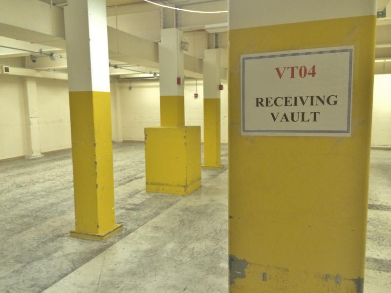 Though homeless advocates still hope to obtain the property, Seattle Public Schools' mock-ups call, alternatively, for using the vault as a gymnasium or a black box theater.