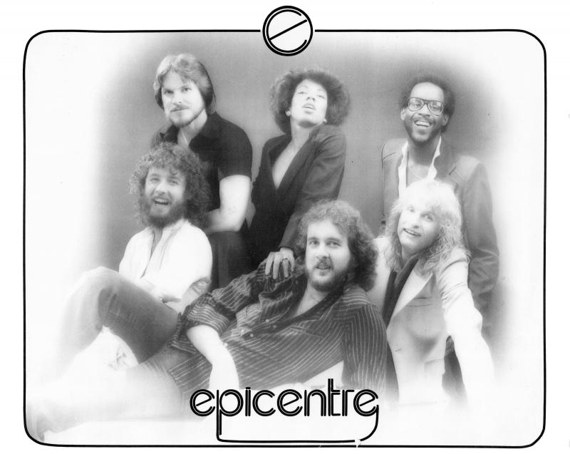 The band Epicentre, which featured Bernadette Bascom on vocals