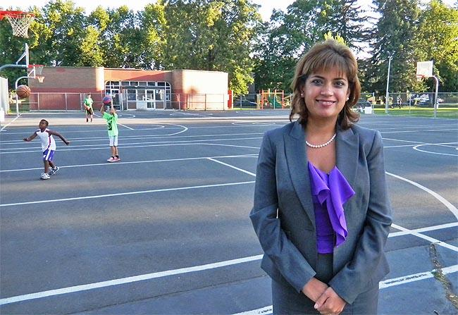 FILE - More than four in 10 residents in Yakima are Hispanic, but Sonia Rodriguez True still lost her race for city council in 2009.