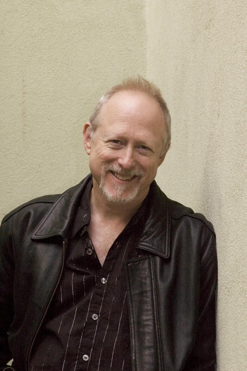 Playwright Robert Schenkkan