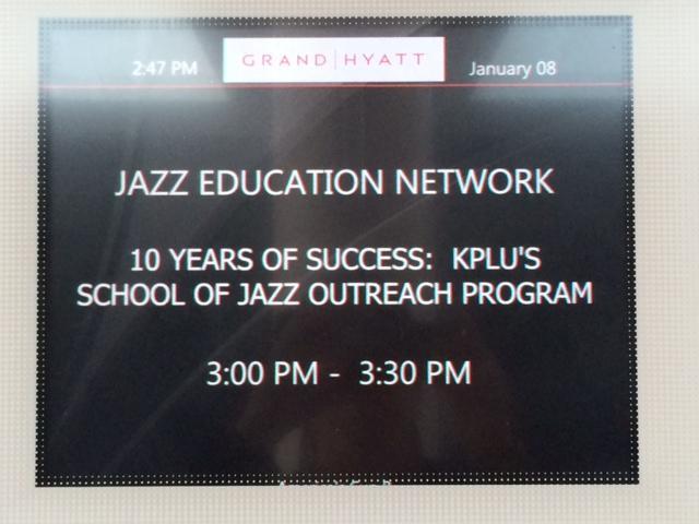 KPLU presents the School of Jazz to JEN